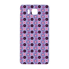 Cute Floral Pattern Samsung Galaxy Alpha Hardshell Back Case