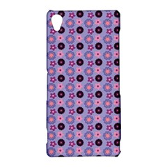 Cute Floral Pattern Sony Xperia Z3
