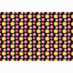 Cute Floral Pattern Collage 12  X 18