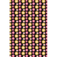 Cute Floral Pattern 5 5  X 8 5  Notebooks