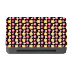 Cute Floral Pattern Memory Card Reader With Cf