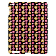 Cute Floral Pattern Apple Ipad 3/4 Hardshell Case