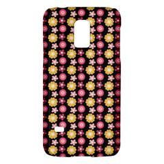Cute Floral Pattern Galaxy S5 Mini