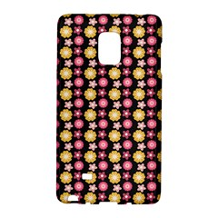 Cute Floral Pattern Galaxy Note Edge