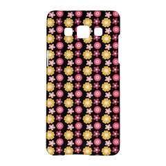Cute Floral Pattern Samsung Galaxy A5 Hardshell Case