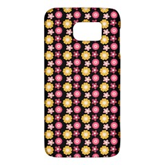 Cute Floral Pattern Galaxy S6