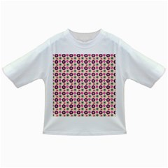 Cute Floral Pattern Infant/Toddler T-Shirts
