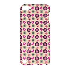 Cute Floral Pattern Apple Ipod Touch 5 Hardshell Case