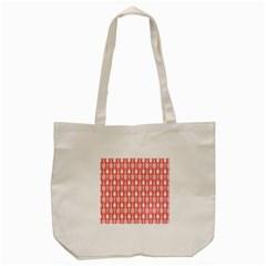 Pattern 509 Tote Bag (Cream)