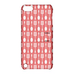 Pattern 509 Apple Ipod Touch 5 Hardshell Case With Stand