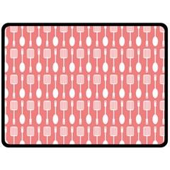 Pattern 509 Double Sided Fleece Blanket (large)