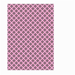 Cute Pretty Elegant Pattern Large Garden Flag (Two Sides)