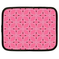 Cute Pretty Elegant Pattern Netbook Case (xl)