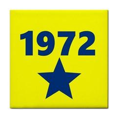 1972 Tile Coasters