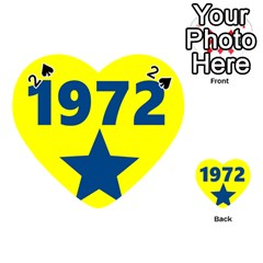 1972 Playing Cards 54 (heart)