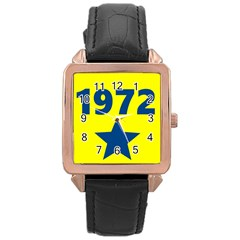 1972 Rose Gold Watches