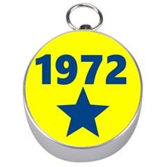 1972 Silver Compasses