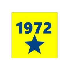 1972 Satin Bandana Scarf