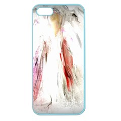 Abstract Angel In White Apple Seamless Iphone 5 Case (color)