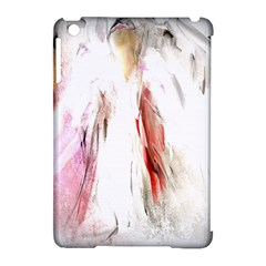 Abstract Angel In White Apple Ipad Mini Hardshell Case (compatible With Smart Cover)