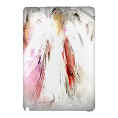 Abstract Angel in White Samsung Galaxy Tab Pro 10.1 Hardshell Case