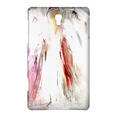 Abstract Angel in White Samsung Galaxy Tab S (8.4 ) Hardshell Case