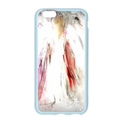 Abstract Angel in White Apple Seamless iPhone 6 Case (Color)