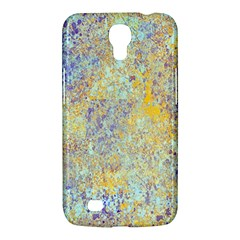 Abstract Earth Tones With Blue  Samsung Galaxy Mega 6 3  I9200 Hardshell Case