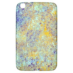 Abstract Earth Tones With Blue  Samsung Galaxy Tab 3 (8 ) T3100 Hardshell Case