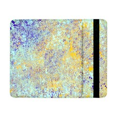 Abstract Earth Tones With Blue  Samsung Galaxy Tab Pro 8.4  Flip Case