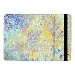Abstract Earth Tones With Blue  Samsung Galaxy Tab Pro 10 1  Flip Case