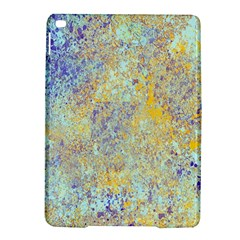 Abstract Earth Tones With Blue  iPad Air 2 Hardshell Cases