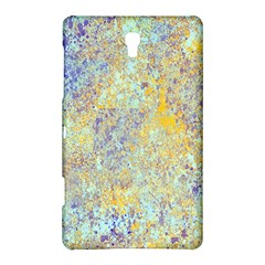 Abstract Earth Tones With Blue  Samsung Galaxy Tab S (8 4 ) Hardshell Case