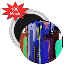 Abstract City Design 2.25  Magnets (100 pack)