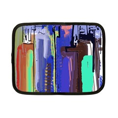 Abstract City Design Netbook Case (small)