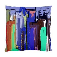 Abstract City Design Standard Cushion Cases (two Sides)
