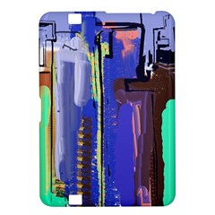 Abstract City Design Kindle Fire Hd 8 9