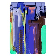 Abstract City Design Flap Covers (S)