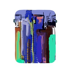 Abstract City Design Apple Ipad 2/3/4 Protective Soft Cases