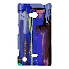 Abstract City Design Nokia Lumia 720