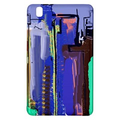 Abstract City Design Samsung Galaxy Tab Pro 8 4 Hardshell Case