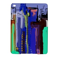 Abstract City Design iPad Air 2 Hardshell Cases