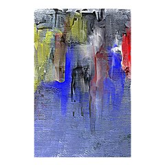 Hazy City Abstract Design Shower Curtain 48  x 72  (Small)