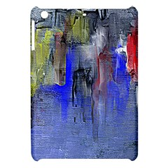 Hazy City Abstract Design Apple Ipad Mini Hardshell Case