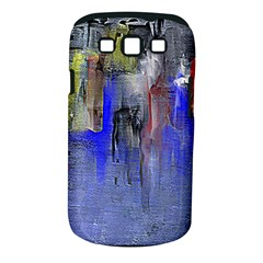 Hazy City Abstract Design Samsung Galaxy S Iii Classic Hardshell Case (pc+silicone)