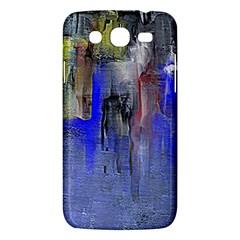 Hazy City Abstract Design Samsung Galaxy Mega 5.8 I9152 Hardshell Case