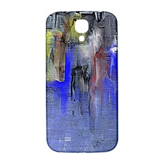 Hazy City Abstract Design Samsung Galaxy S4 I9500/i9505  Hardshell Back Case