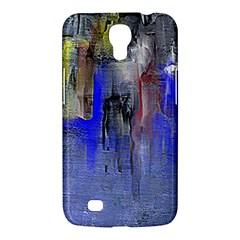 Hazy City Abstract Design Samsung Galaxy Mega 6.3  I9200 Hardshell Case