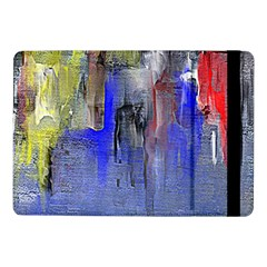 Hazy City Abstract Design Samsung Galaxy Tab Pro 10 1  Flip Case