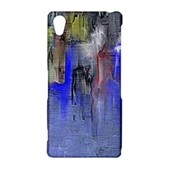 Hazy City Abstract Design Sony Xperia Z2